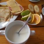Сытный и вкусно-полезный завтрак