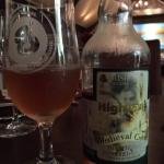 High bank Medieval (hard) Cider (organic) - LOVE!