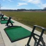 Driving Range at Cobble Beach