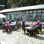 Amadablam Lodge Kyangjuma