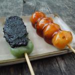 美味しい団子(1本100円)