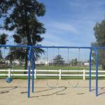 Children's Swing Set Area, Rosemad Park, Rosemead, Ca