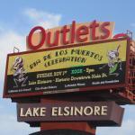 Outlets at Lake Elsinore, Lake Elsinore, Ca