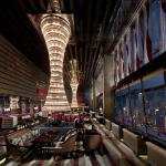 The Lounge & Bar on the 102nd Floor of The Ritz-Carlton, Hong Kong