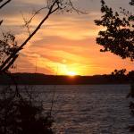 Sunset on Lake Leelanau