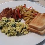 Green eggs & ham