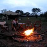 Douces soirées près du feu...