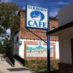 Elkhorn Cafe in Boulder Montana
