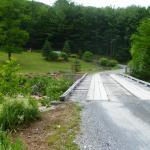Access roadbridge to hotel