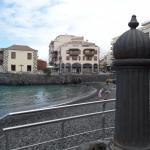 Mały port w Puerto de la Cruz
