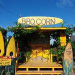 Uncle Woody's BBQ Corn Foto