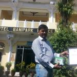 Photo of Hotel Bani Park Palace