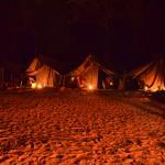 Camping @ Night