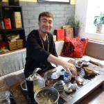 The Tea Master - Mr Tang