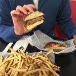 Blazin burgers