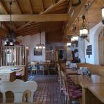 Grindelwald - Derbystube - ambiance