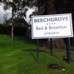 Beechgrove sign