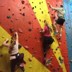 Excellent first trip to awsome walls with the family for my daughters birthday. Martin our instr