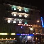 Window View - Timhotel Paris Gare Du Nord Photo