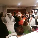 Prize Giving for the Games Night