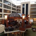 atrium bar and area