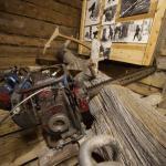 Some tools of the lumberjacks