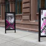 The Public Theater (NY) - Eclipsed 'Street Sign 3 Shows'