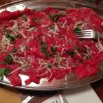 Delicious Carpaccio