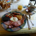 Full Scottish Breakfast...superb!