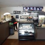 Cafe Amantes Service Counter