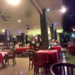 restaurant shri aryma beach