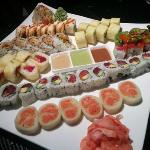A Few of Our Delicious Sushi Rolls