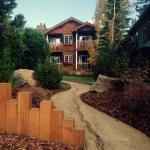 Red Wolf Lakeside Lodge Foto