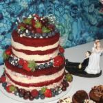 tarta espectacuar de cake&dreams, buenisima