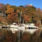 Beautiful Fall view