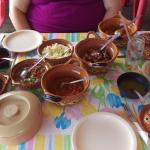 Our lunch after Chichen Itza