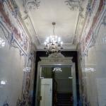 Der schöne Eingangsbereich