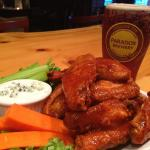 Delicious Wings and Beer