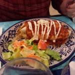 Seafood Burritto