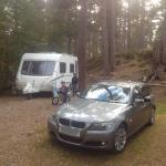 Photo de Rothiemurchus Camp and Caravan