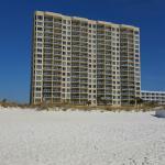 Emerald Isle condo is prime location on Pensacola Beach.