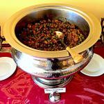 Peas and Mushroom Curry