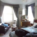 Double Room overlooking the Pavilion Gardens
