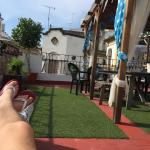 Foto de Sevilla Inn Backpackers