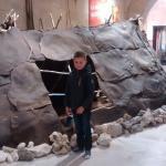 Mogelijke huisvesting van een Neanderthaler
