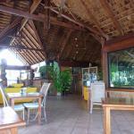 Salle de réception et restaurant