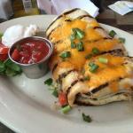 Burrito was mediocre