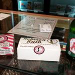 Bourbon balls, chocolates, Ale 8