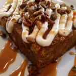 Maple Creme Brulee French Toast