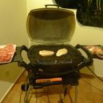 Cocina barbacoa